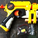 Upgrade Nerf Nite Finder to use LASER