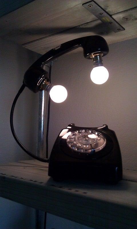 The Bake-Light Phone