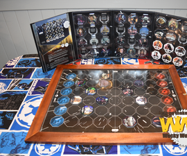 Game Board, Picture Frame