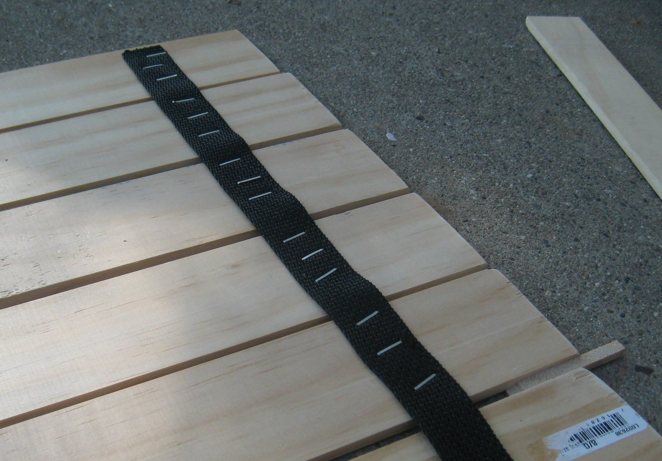 Picture of Continue Installing Planks