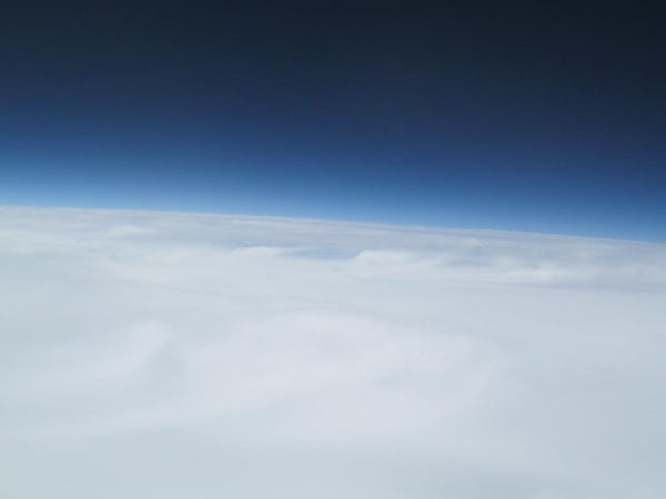 My Space Balloon: Project Stratohab Success!! High School Student's Budget
