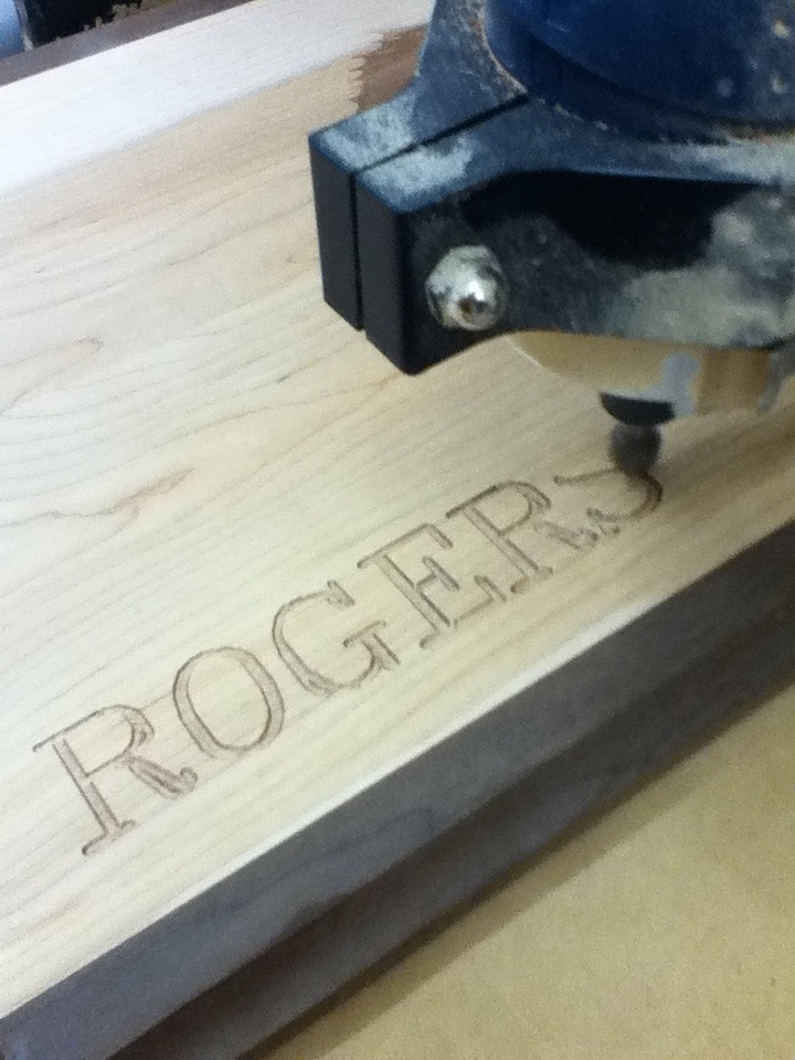 Picture of CNC Router