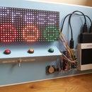 Arduino Mood Gauge With Clock