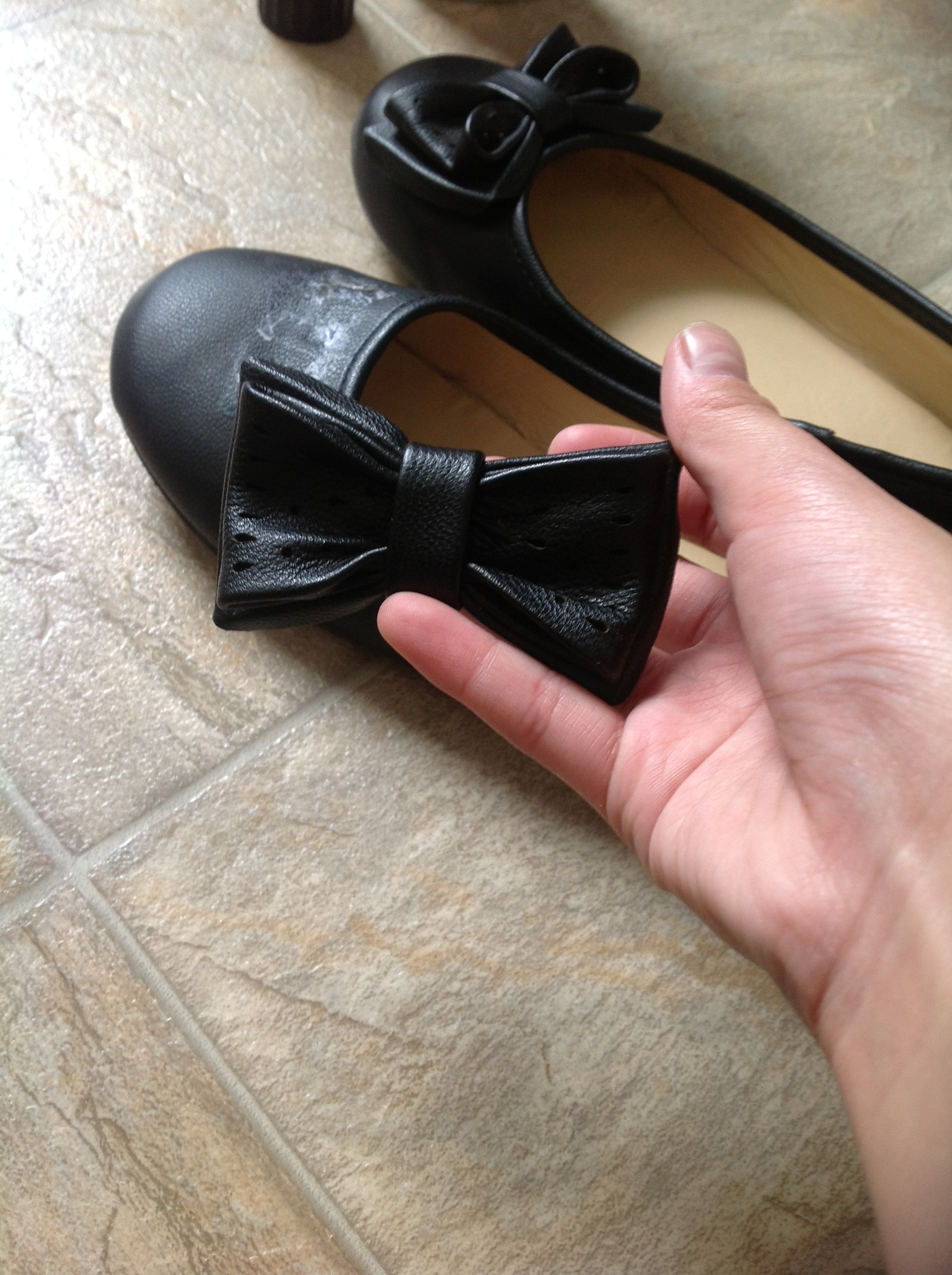 Picture of How to Fix a Bow on Your Shoe!