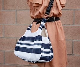 Up-cycle An Old Polo Shirt Into a Stylish New Bag