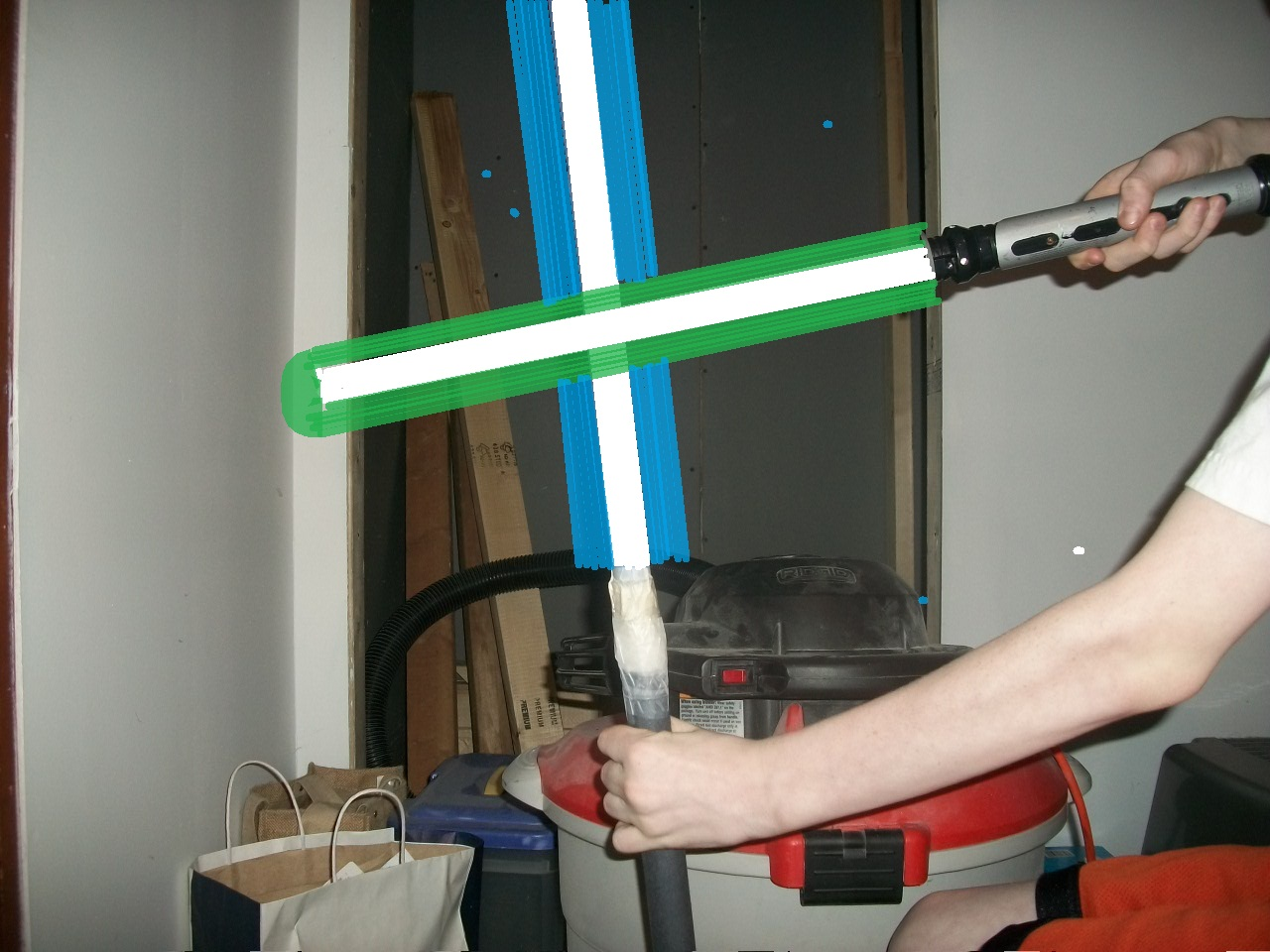 Picture of Real Lightsaber Pictures