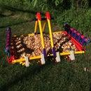 Build A K'nex Bird Feeder!