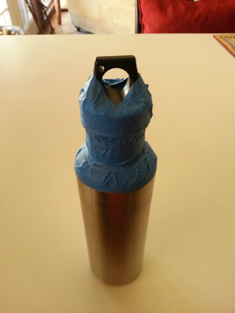 Picture of Prepare Bottle