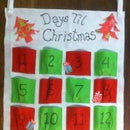 Advent Calendar from Felt