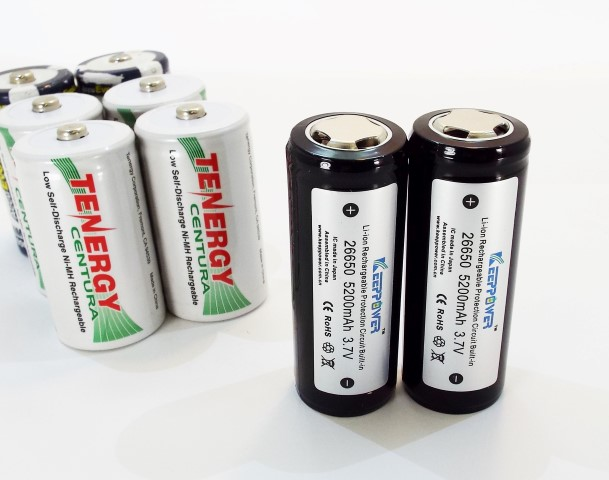 Picture of Step 2: Choosing Your Battery Type.
