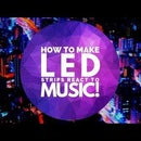 How to make LED React to Music