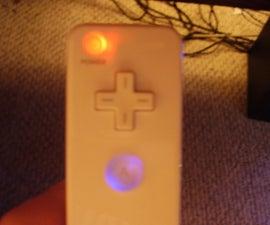 Wiimote Power Button Mod