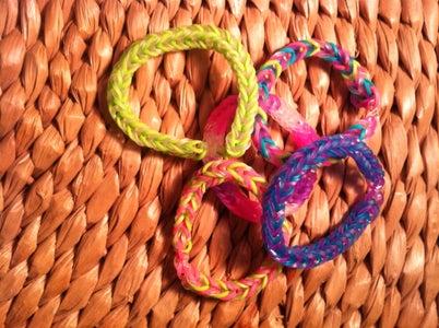 Fishtail Loom Bracelet