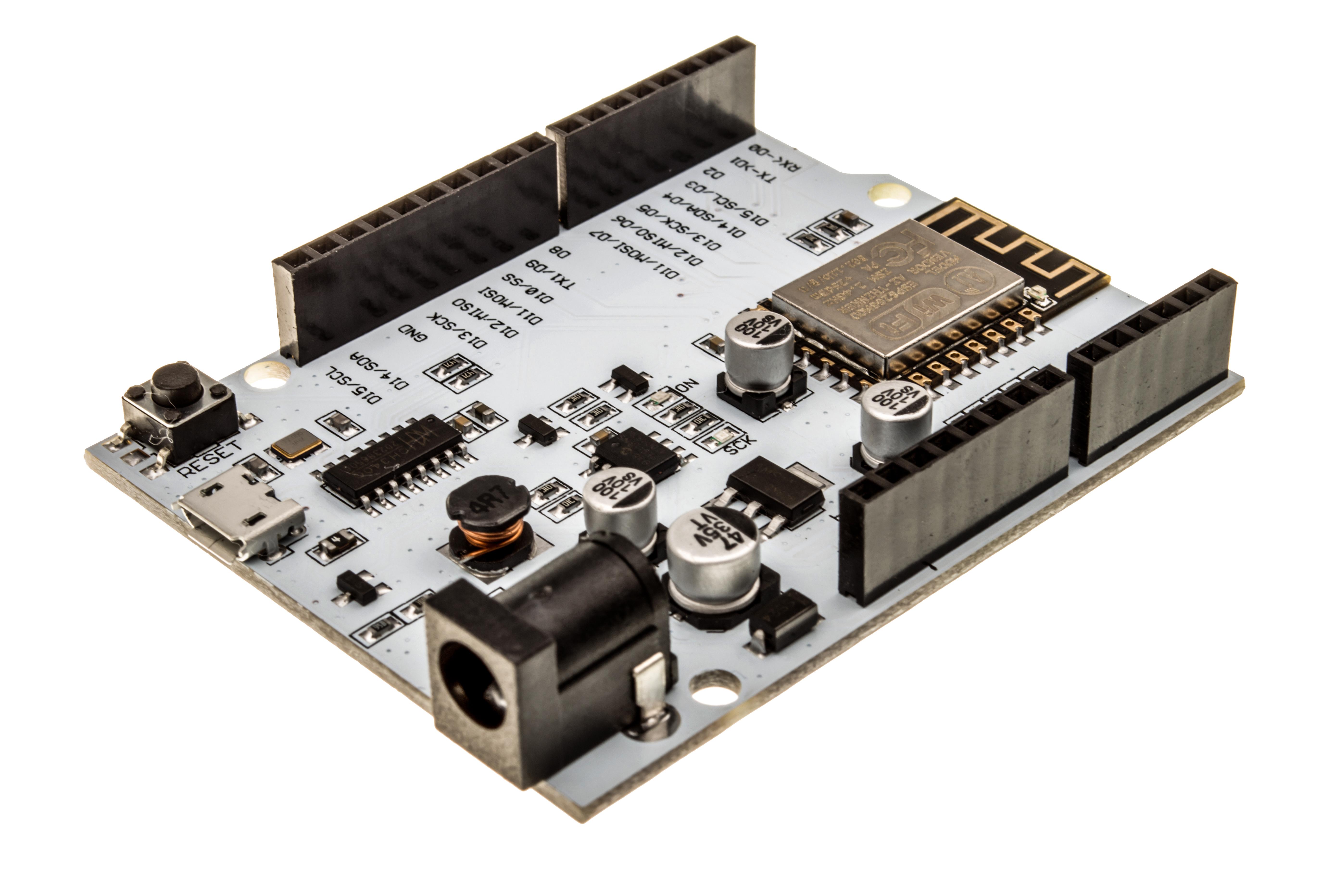 Picture of Deliver Data of Sensor to the Cloud Platform(LinkNode D1)