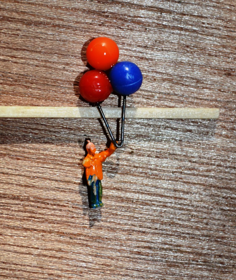 Picture of Balloon Man - Putting It Together