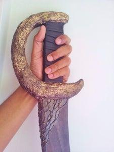 Arabian Wall Sword