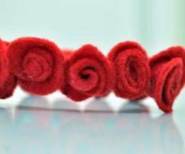 Red Rose bracelets - 27 cents