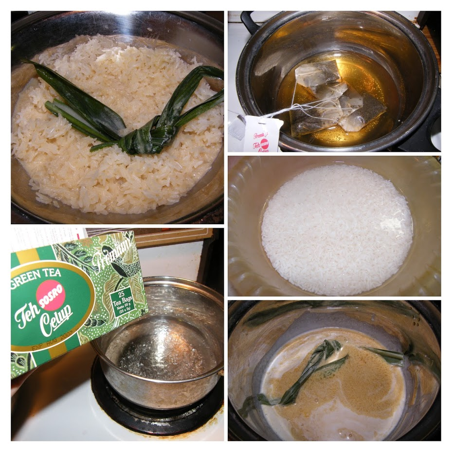 Picture of Cooking the Rice