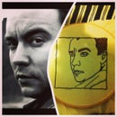 Dave Matthews: Embroidered