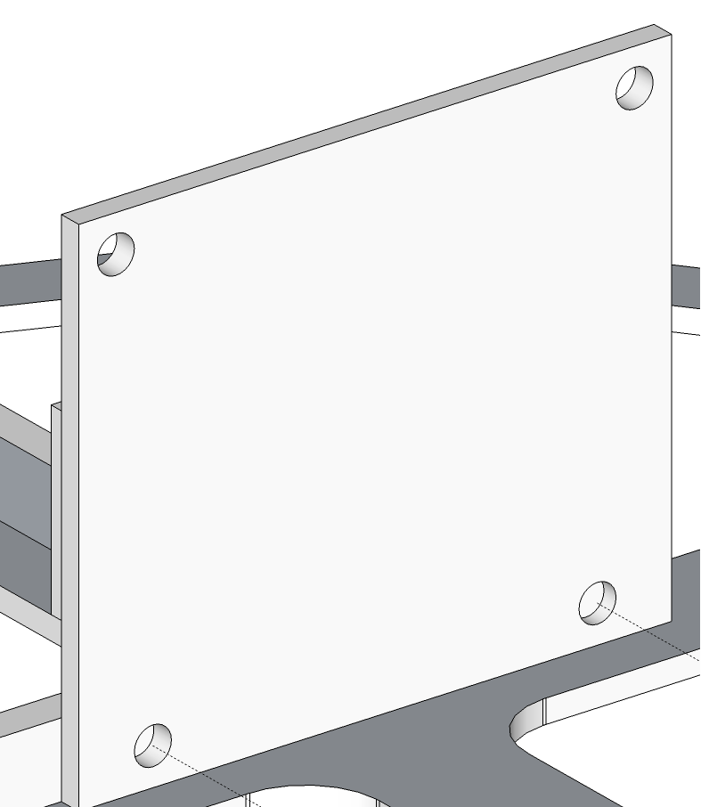Picture of Riser Plate