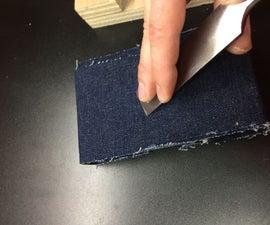 Canvas Strop Block for Blade Polishing