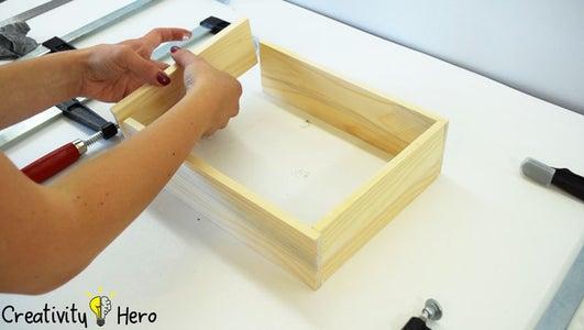Build a Wooden Box.