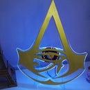 Assassin's Creed LED Clock
