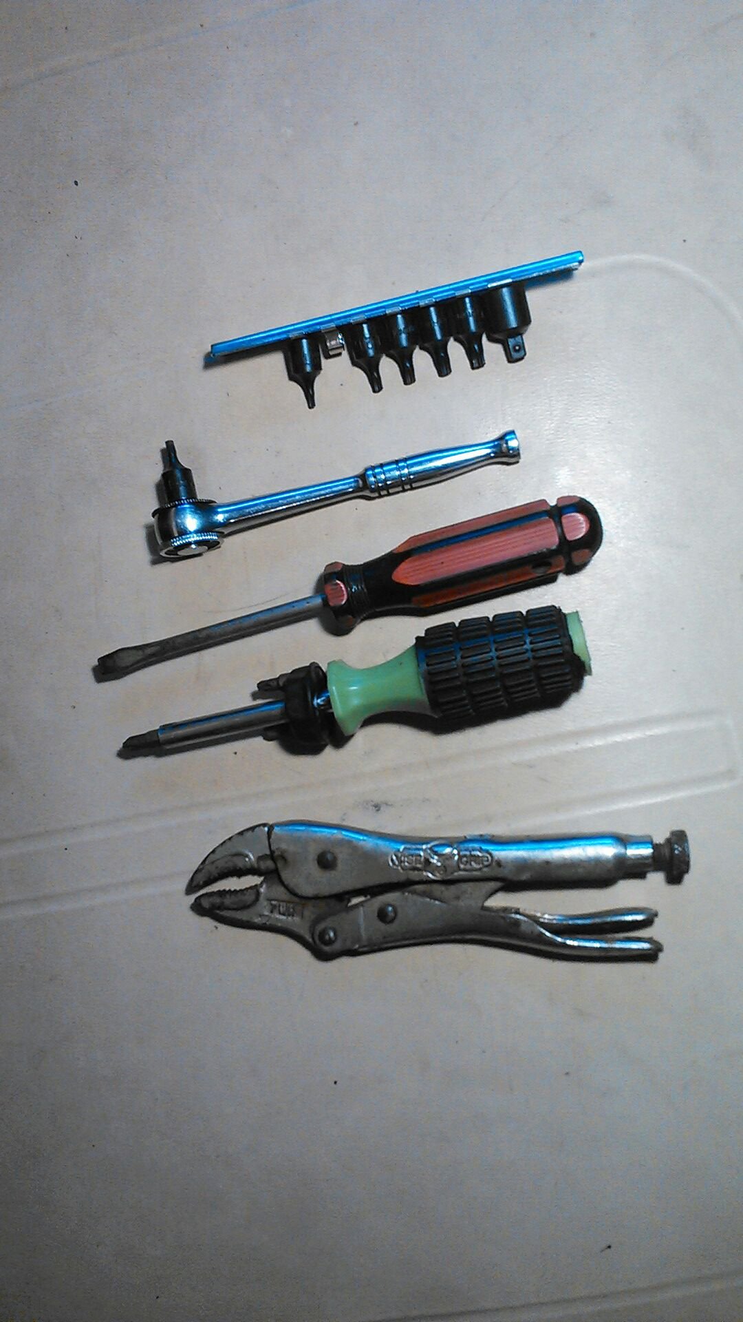 Picture of Tools.