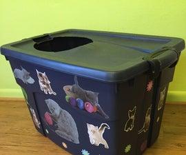 My Kitties' Litter Box