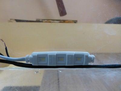 LED Lighting for the Work Chamber