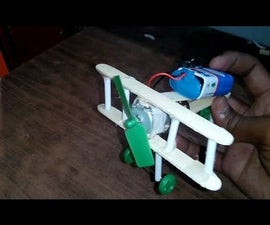Make Own Airplane in Less Time and Very Simple