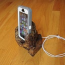 Charging Stand for an Otterbox'd Iphone