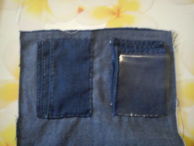 Attaching the Card Pockets
