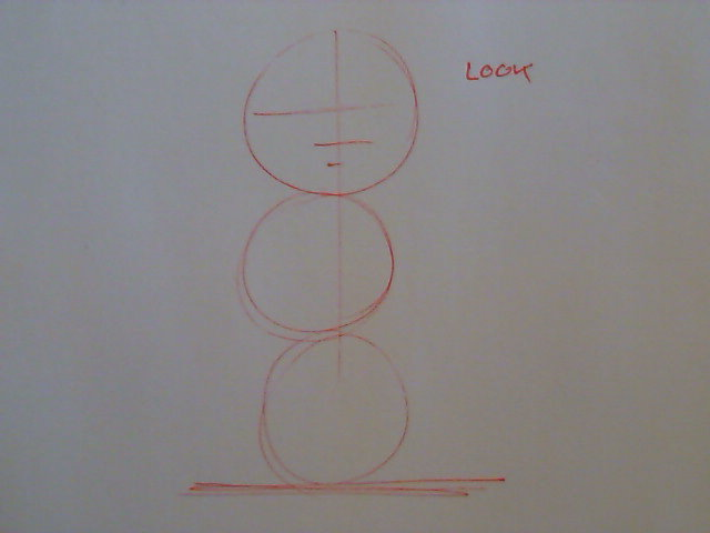 Picture of The Basic 3 Circle Layout