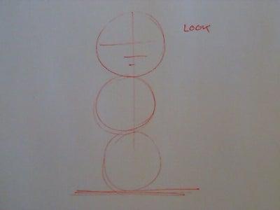 The Basic 3 Circle Layout