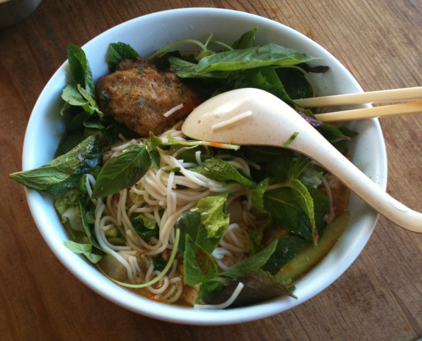 Picture of Bun Rieu - the Works