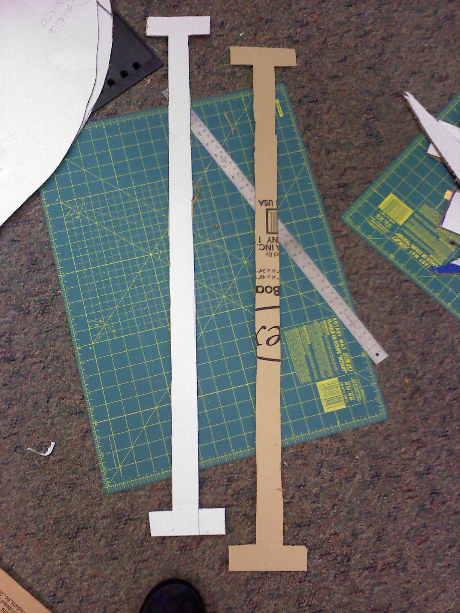Picture of How to Make Each Part: Shoulder Straps