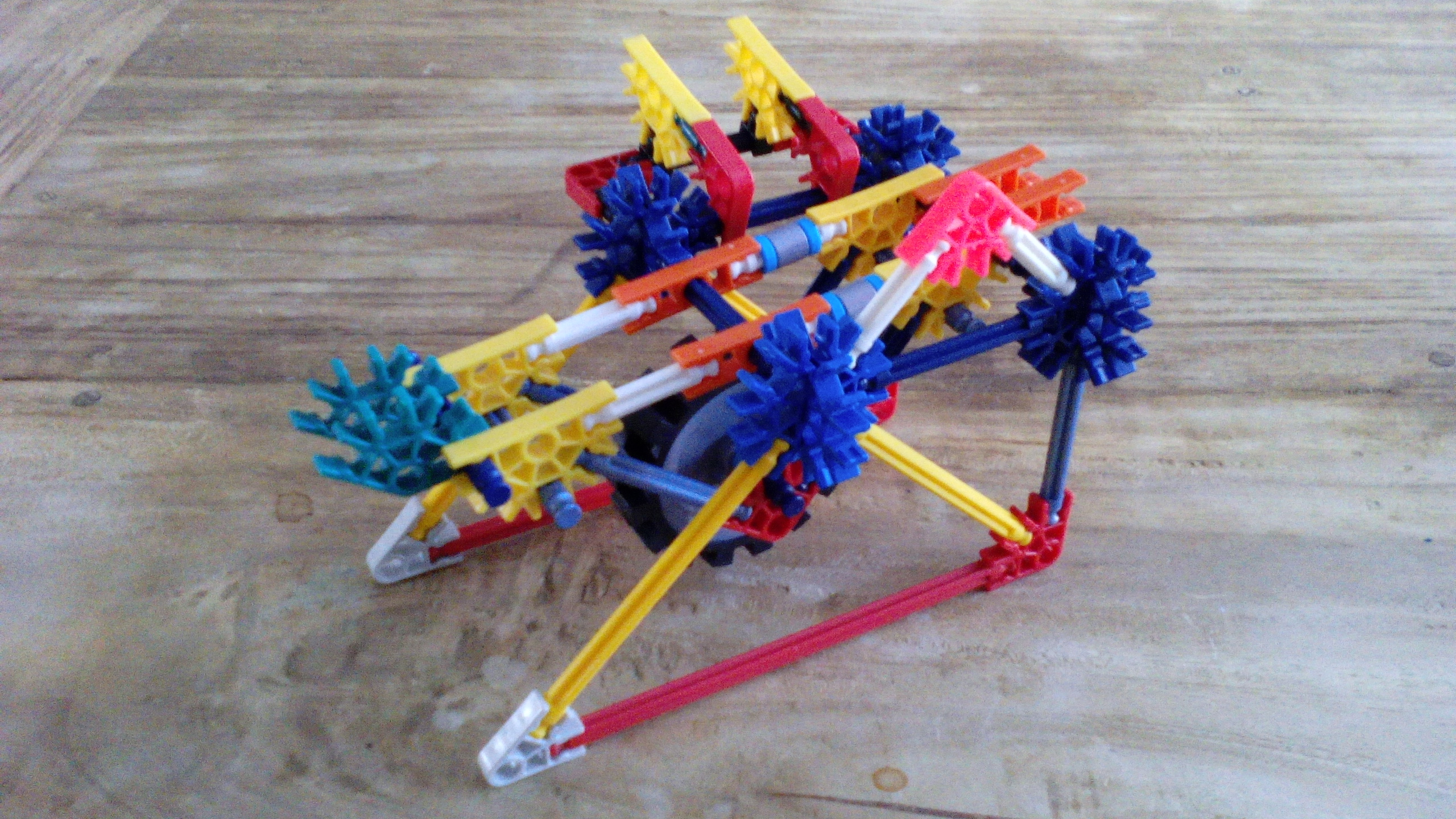 Picture of K'nex Ball Machine Element - Tiny Tilter