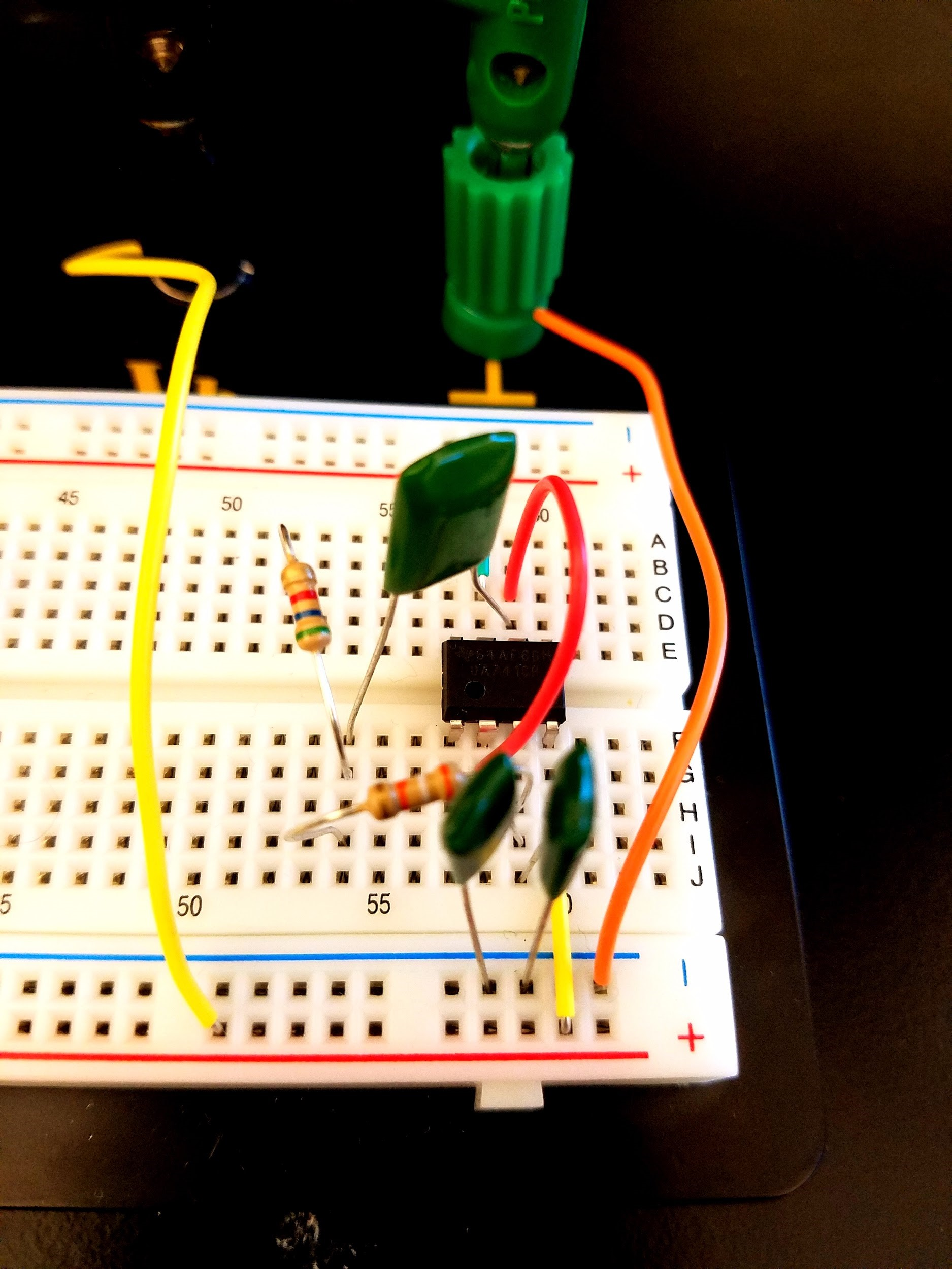 Picture of Design a Low-pass Filter