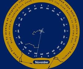 Polar Star Clock