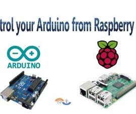 Programming Your Arduino Using Raspberry Pi