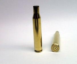 Reloading Rifle Brass