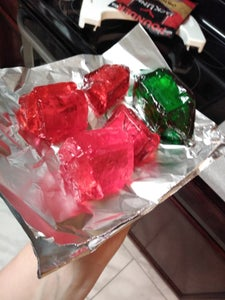 Flame Ruby and Verdant Emerald