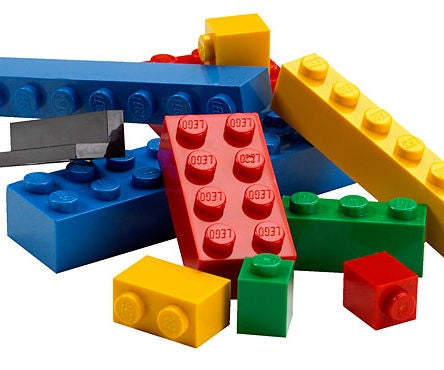 How To Build A Simple Lego House For Children 8 14 Steps