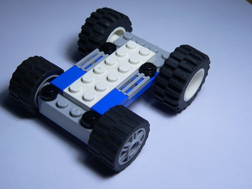 Picture of DESIGN 2: BASE AND TIRES