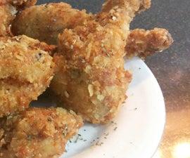 KFC hot & crisp copycat