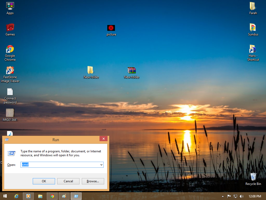 Picture of Open Cmd (command Prompt)