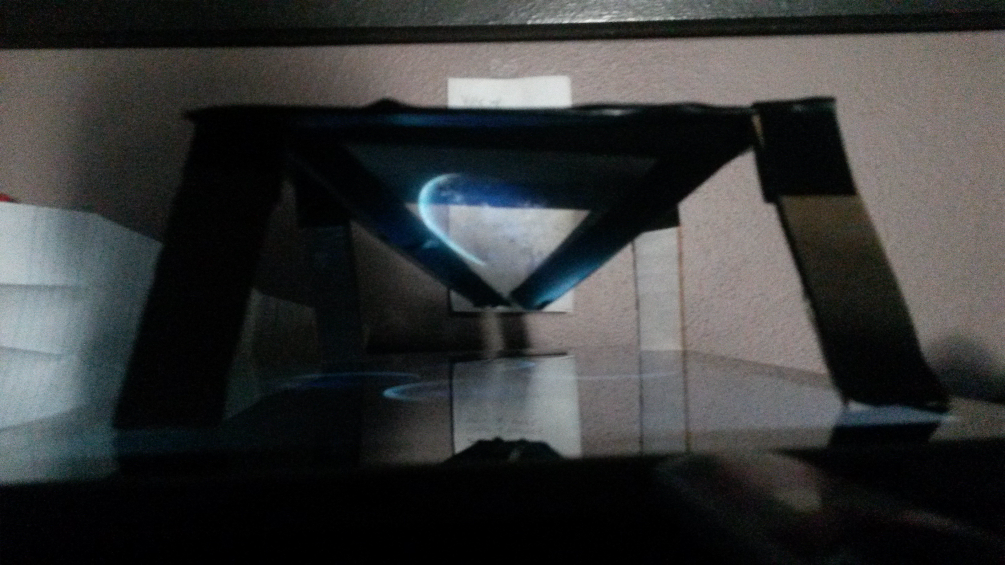 Picture of Pyramid HoloProjector