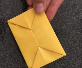 Envelope Card -All in One-