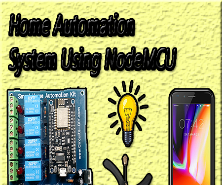 QnA VBage How to Make Home Automation System Using Nodemcu ESP8266 | Google Assistant | IoT Projects